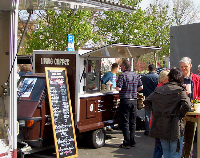 Living Coffee - Kaffee und Catering